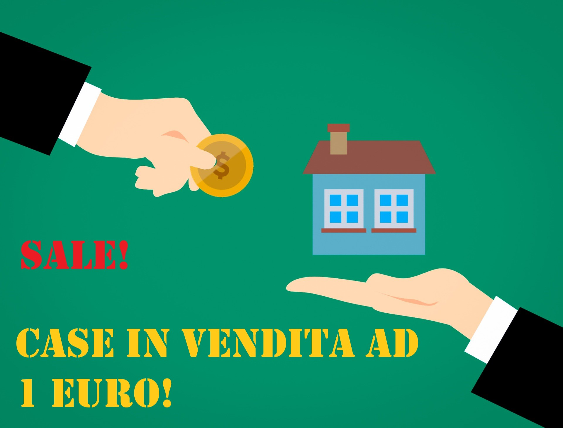 Case In Vendita ad 1 Euro: Nuova Iniziativa dei Comuni Italiani