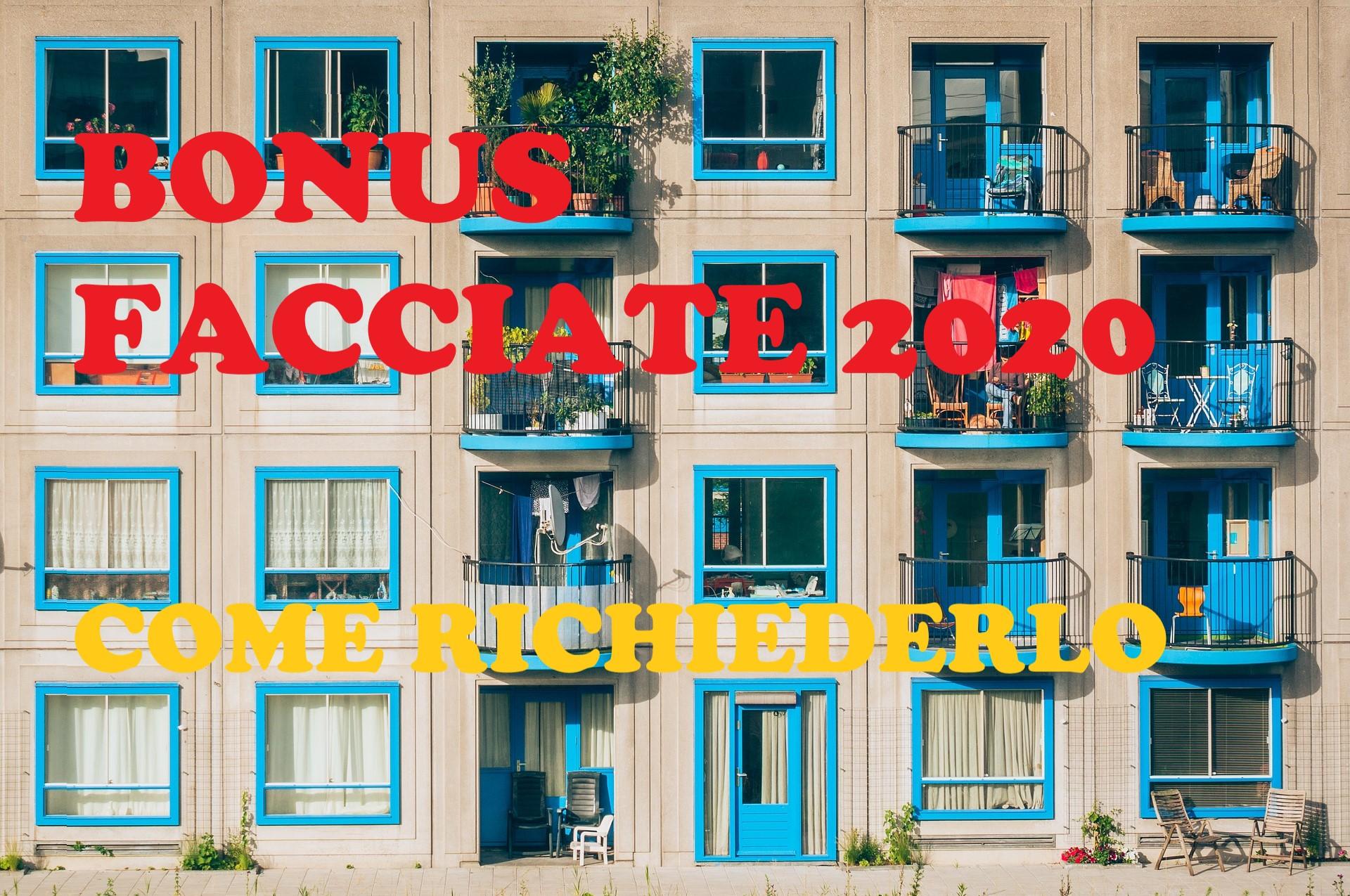 Bonus Facciate 2020: tutti i requisiti per richiederlo